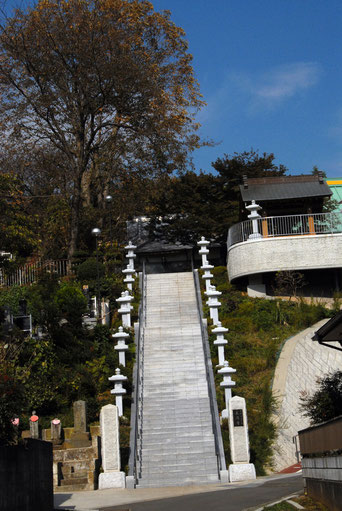 上川井 長源寺