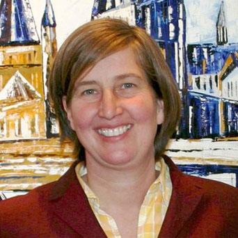 Die Illustratorin Sabine Voigt