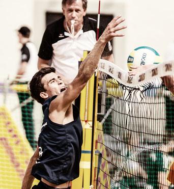 Beachvolleyball, Werl, Bild, Foto, Meisterschaft, 2014, Westdeutsche Meisterschaft