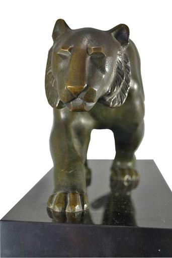 Art Deco Panther, Art Deco Basel, Art Deco Zürich, Elsouk, Bronze, Art Deco Skulptur, Art Deco Genf, artdeco basel, artdeco zürich