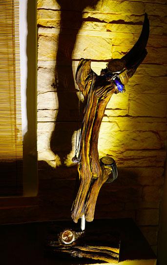 Holzkunst - Holzskulpturen - Christian Stange