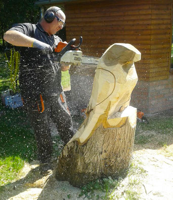 Holz Kunst - Christian Stange -Bernburg