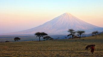 Monte Ol Donyo Sabuk, Kenya