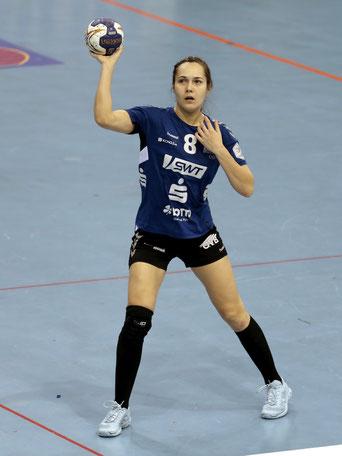 Dovilė Ilčiukaitė Handball Trier Litauen Trerer Miezen Topmodel