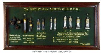 Tuben von Winsor & Newton