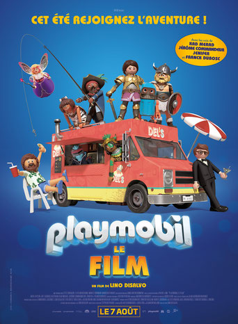 PLAYMOBIL® LE FILM.