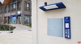 DAB La Banque Postale - Vélizy-Villacoublay