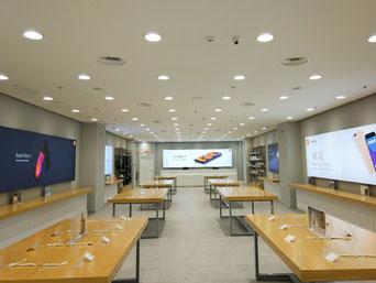 Un Mi Store de Xiaomi.