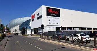 Le centre commercial Westfield Vélizy 2 soumis au pass sanitaire.