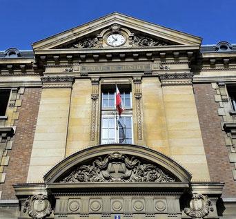 Tribunal de Versailles. © Vélizy Info