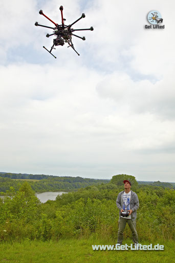 GH4 Drone Germany