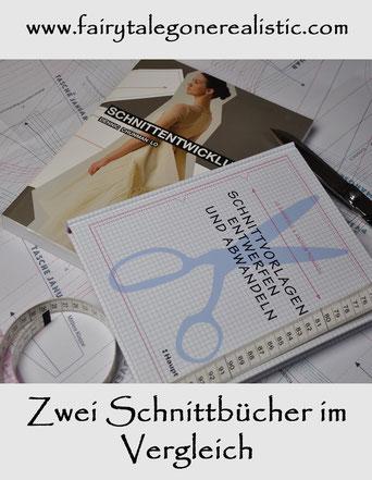 Schnittbücher im Vergleich DIY Fashion Nähen Nähblog Fairy Tale Gone Realistic DIY Blog Deutschland