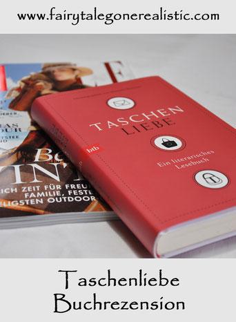 Taschenliebe Buch Buchrezension Modeblog Nähblog Deutschland Fairy Tale Gone Realistic