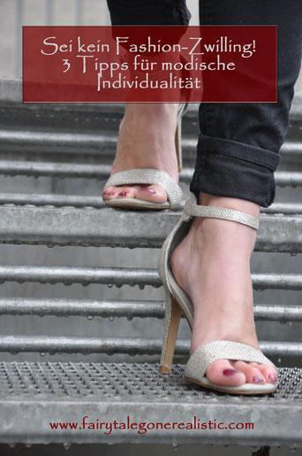 Fashion-Zwillinge vermeiden Tipps für Individualität Lifestyle Blog Fairy Tale Gone Realistic Susi Modeblog Passau