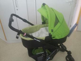 UMM Kinderwagen für alle Eltern für die Frühchenstation