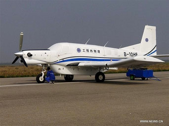 Chinese AT200 drone aircraft is based on New Zealand's PAC750 XStol.