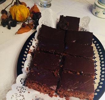 Joghurtkuchen Im Thermomix Mit Ein Bisschen Schokolade Thihi