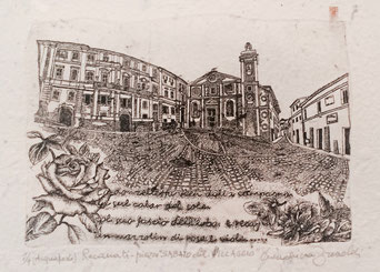 Franchina Tresoldi, Recanati - P.za Sabato del Villaggio
