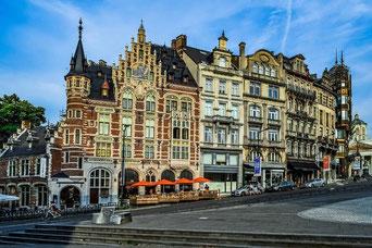 Brüssel Altstadt