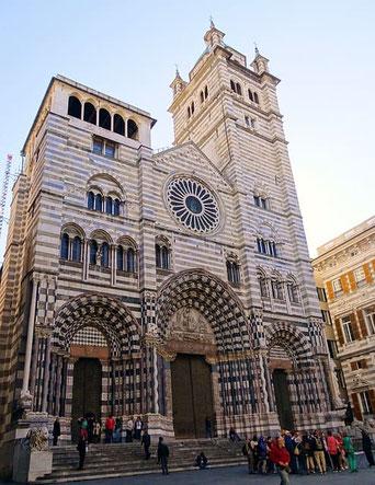 Genua Sehenswürdigkeiten Kathedrale