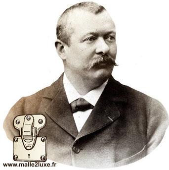 Portrait de Georges Vuitton en 1901 - 44 ans