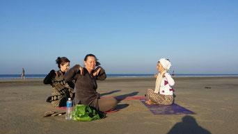 Ancient Body Moves Goa Mandrem Beach