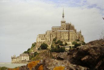 Klosterinsel Mont-Saint-Michel