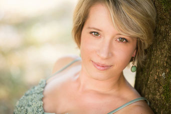 Sopranistin Stephanie Bogendörfer (Foto: Melissa Bungartz)