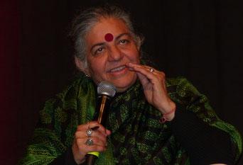 Vandana Shiva (Foto: Ralf Mützel)