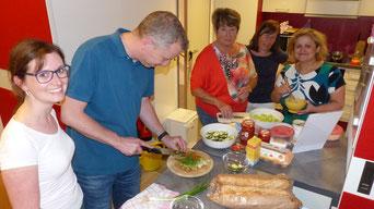 Foto von der Bulgarischen Küche im Mai