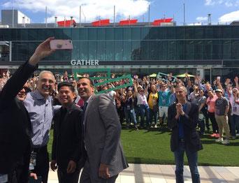 Hewlett Packard Enterprises CEO Antonio Neri