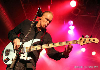 Gottgleich: Billy Sheehan.