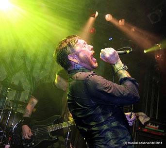 Rocken: AUDREY HORNE im Turock.