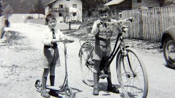 Reutte, Tränkesiedlung, Josef-Pohler-Weg 1958