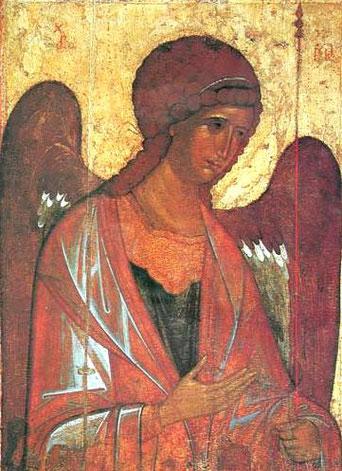 Ikone des Erzengels Michael (Byzanz um 1390)