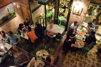 Can Recasens in Poble Nou_Eating tapas in Barcelona