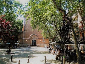 Gracia, Placa de la Virreina, Barcelona Kultur, Barcelonatrip, Barcelonareise
