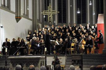 Konzert 2013 in der Münsterbasilika