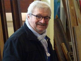 Thierry Semenoux, expert mandaté par la DRAC