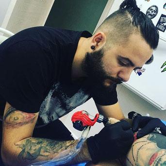 Tatuaje Sevilla