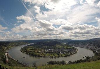 Rheinschleife Boppard