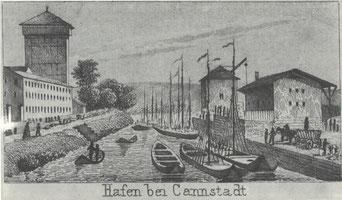 Hafen Cannstatt