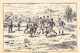 Fußball in Cannstatt