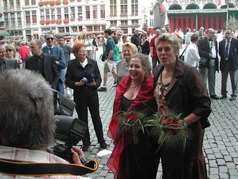 Bild: Foto: Hochzeit Gröner - Gilleßen, Homo-Ehe, Gleichgeschlechtliche Partnerschaft