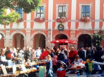 Bild: Foto: Kindertrempelmarkt ASF SPD Neustadt Lissy Gröner