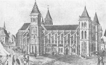 Collégiale St Martin de Tours