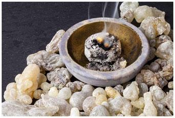 Vase de thurifère