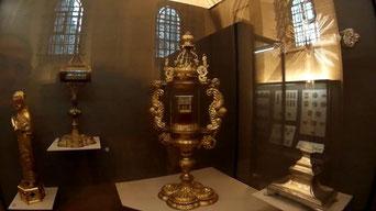 Rélicaire cathédrale