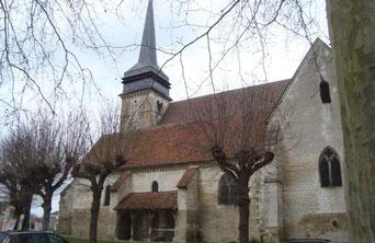 Eglise de St Lyé