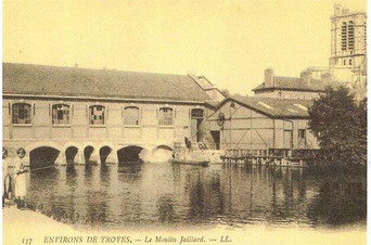 Moulin de Jaillard